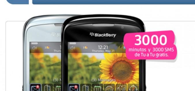 El OMV de Tuenti añade el servicio BlackBerry