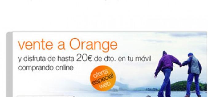 Orange nada a contracorriente: lidera en portabilidades