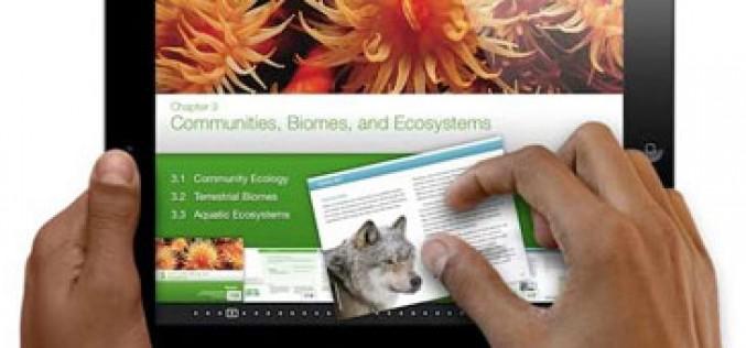 Apple pretende reinventar los libros de texto con 'iBooks 2'