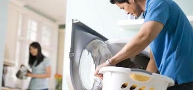 La lavadora y secadora que se controla desde un smartphone