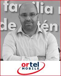 Alfonso Rodríguez, country manager de Ortel Mobile España