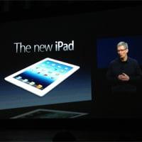 Tim Cook, CEO de Apple, ha presentado el nuevo iPad