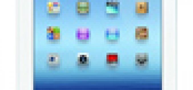 Compara las 3 generaciones del Apple iPad