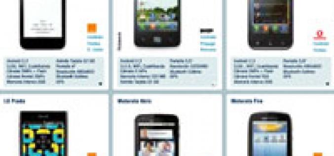 Orange y Yoigo seguirán subvencionando móviles