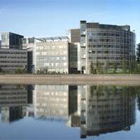 oficinas de Nokia en Espoo (Finlandia)