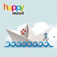 Tarifa Habla y navega 1GB de Happy Móvil (Phone House)