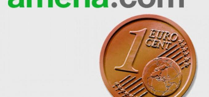 Amena.com lanza una nueva tarifa que cobra por minutos