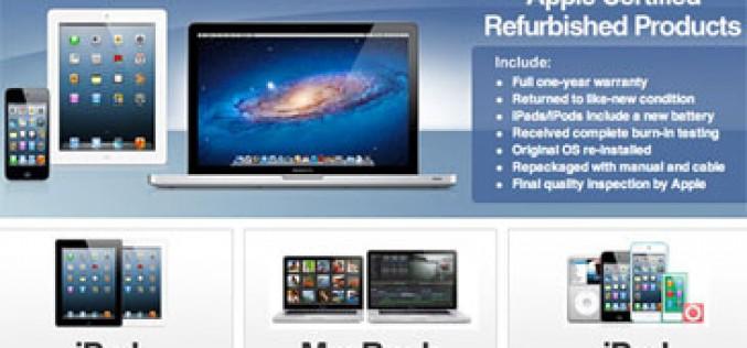 eBay lanza una tienda oficial para productos refurbished de Apple