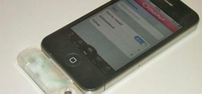 Una app para iPhone permite enviar mensajes con olores