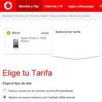 portabilidad Vodafone