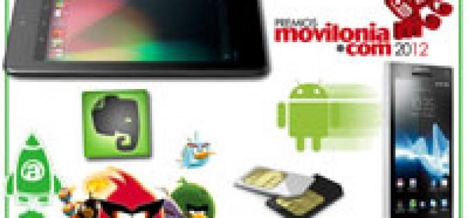 Últimos días para votar en los 'Premios Movilonia.com 2012'