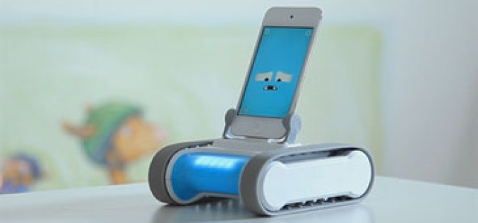 Transforma tu iPhone en un robot con Romo