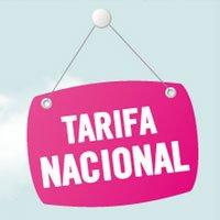 Tarifa Nacional de Happy Móvil