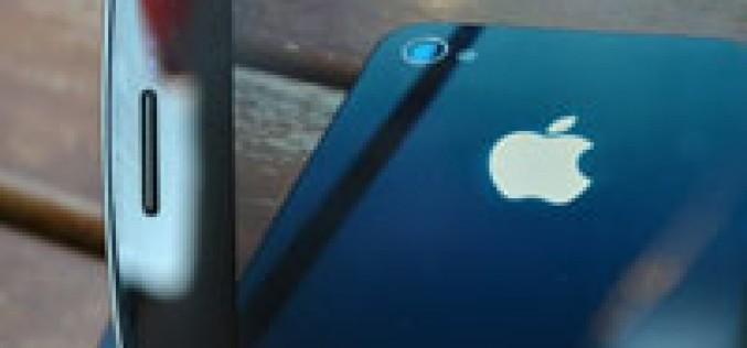 Samsung entierra el hacha de guerra contra Apple