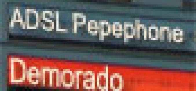 Pepephone retrasa un mes el lanzamiento de su ADSL