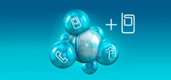 Movistar Fusión permite ampliar la capacidad de Internet móvil