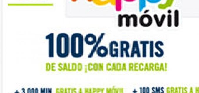 Happy Móvil se suma a la guerra de tarifas internacionales