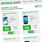 tienda de móviles de Amena.com