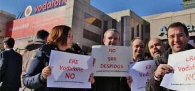 Vodafone amplía la indemnización del ERE a 45 días