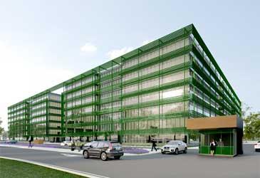 As ser n las nuevas oficinas de vodafone for Oficinas simyo