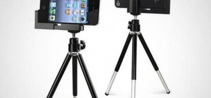 Los mejores trípodes para iPhone