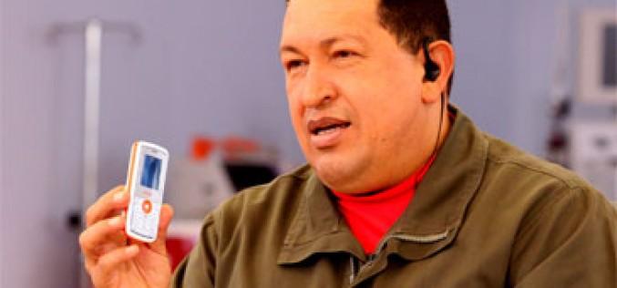 Vergatario, el móvil barato que promocionó Chávez