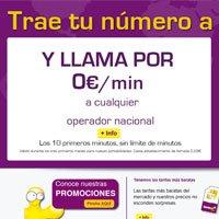 Promoción Llamaya Móvil