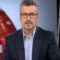 Miguel Ángel Oliver, presentador de 'Noticias Cuatrro'