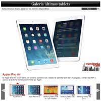 Comparador de tablets