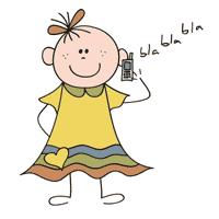 El 63% de los menores de 8 años norteamericanos usa el móvil.
