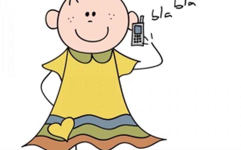 El uso del smartphone crece entre los niños