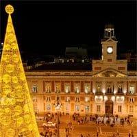 Reloj Puerta del Sol