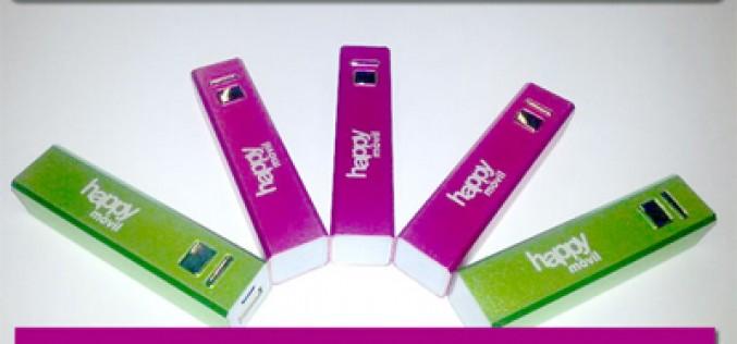 Regalamos cinco baterías externas para smartphones