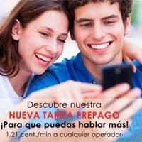 Con su nueva tarifa prepago, YouMobile apuesta por el mercado español.