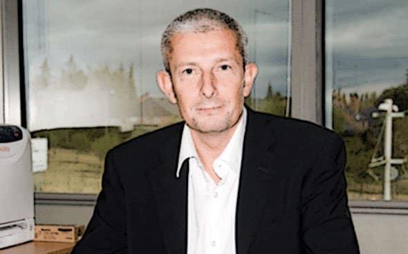 Carlos Guri, director general de Simyo
