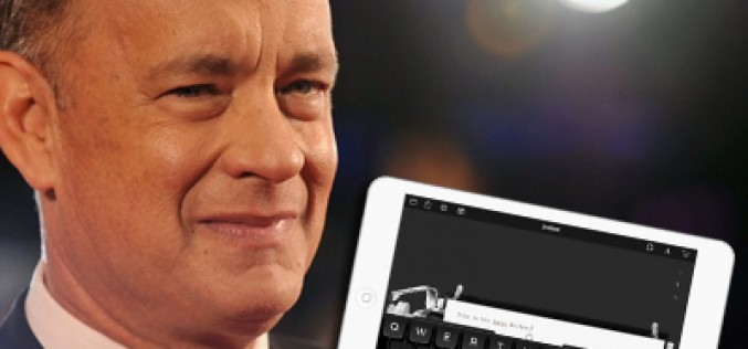Tom Hanks desarrolla una app para hipsters