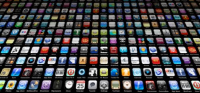 Las aplicaciones móviles, tan populares como parecen
