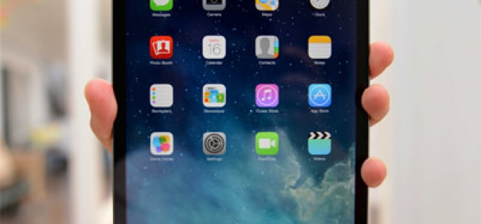 El iPad 'engordará' en 2015