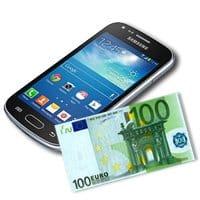 El precio del Samsung Galaxy Trend Plus libre supera los 100 euros.