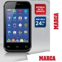 'Marca' es el último periódico en ofrecer un smartphone a sus lectores.