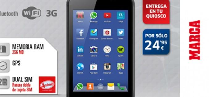 'Marca' ofrece 4 smartphones libres a sus lectores