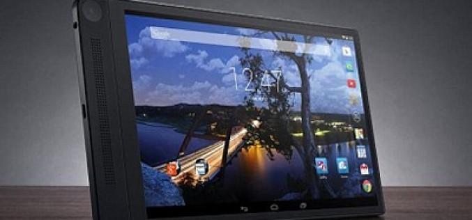 El nuevo tablet de Dell presume de diseño… y prestaciones