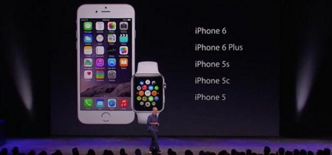 Apple Watch, el reloj inteligente de Apple