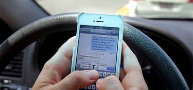 ¿Sería bueno bloquear el WhatsApp a los conductores?
