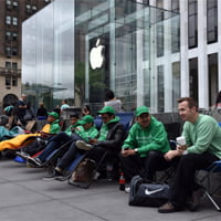 Atrás quedaron los días en los que el único objetivo era disfrutar de lo último de Apple.