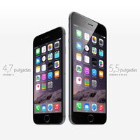 Orange comercializa todas las opciones de los nuevos iPhone 6 y iPhone 6 Plus.