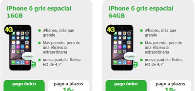 ¿Cuánto cuesta el iPhone 6 con Amena.com?