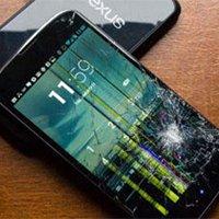 3 de cada 10 móviles sufren una rotura de pantalla.