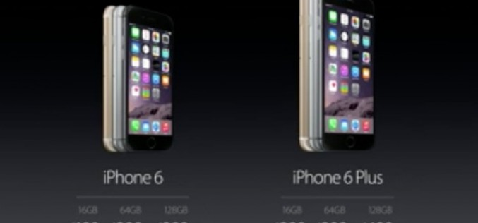 El iPhone 6 ya está aquí