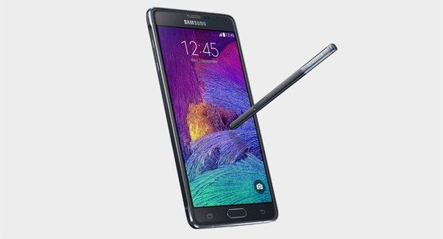 El Samsung Galaxy Note 4 promete, ante todo, potencia.